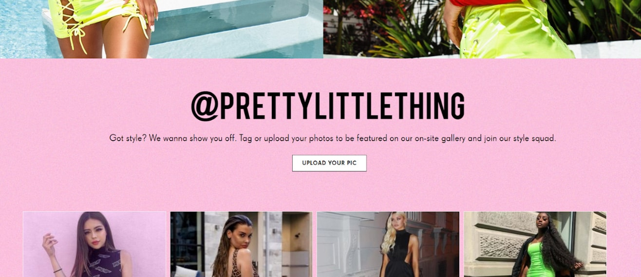 listing des photos