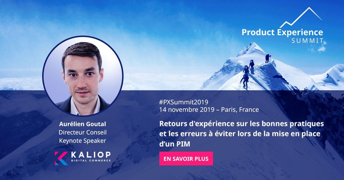 product experience summit aurelien
