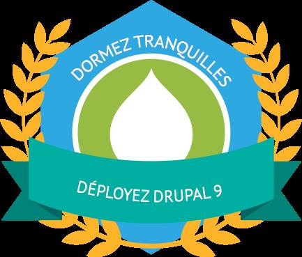 promotion de Drupal 9