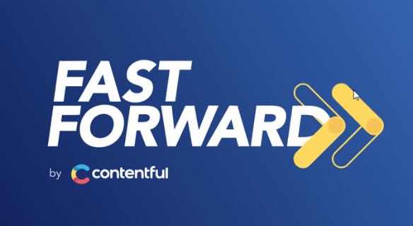 Fast Forward 2020 - événement Contentful sponsorisé par Kaliop