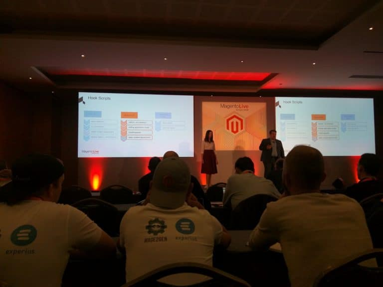 conference magento live
