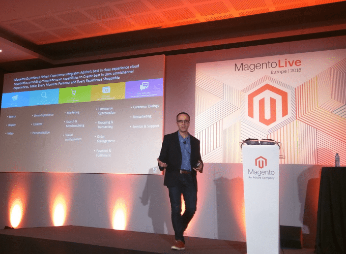 magento live experience