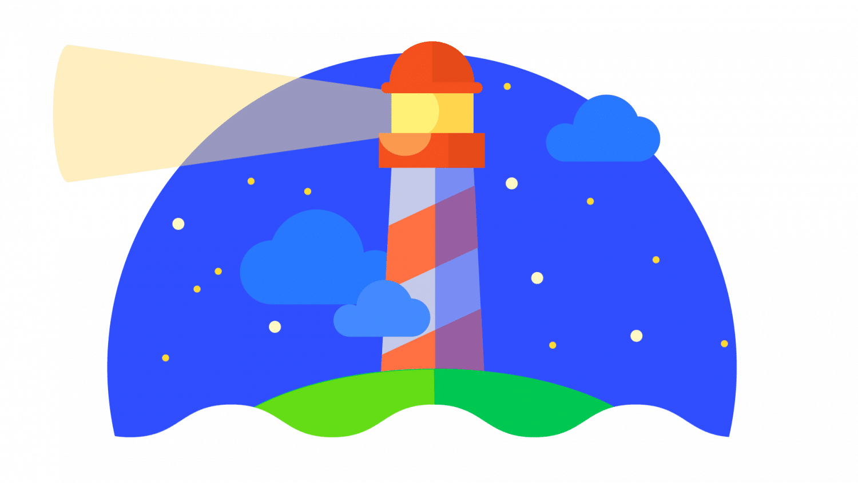 Logo Google Lighthouse