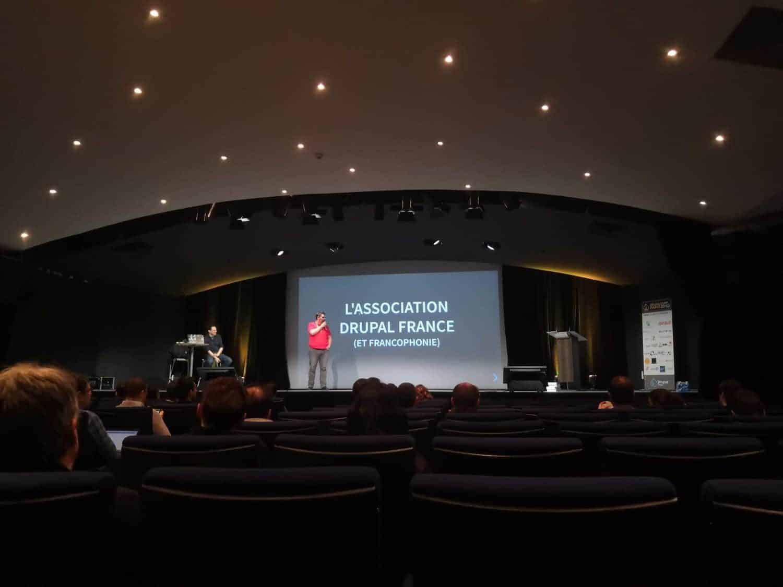 L'association Drupal France au DrupalCamp