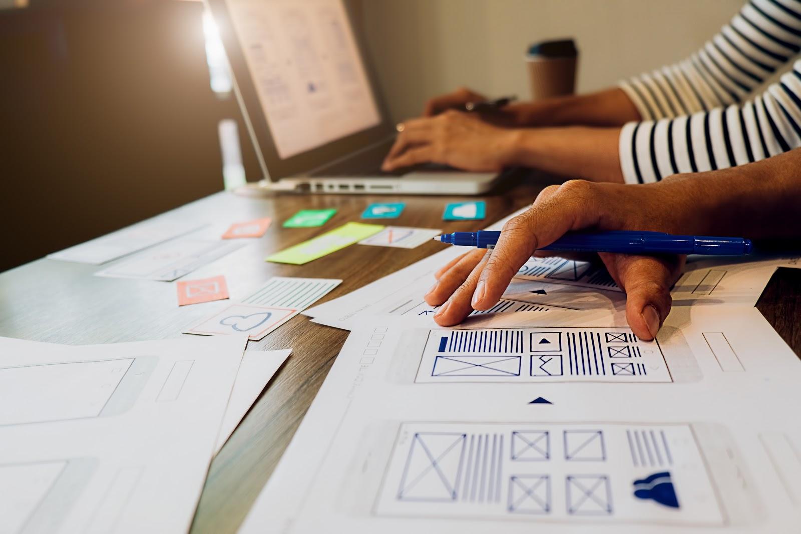 Utiliser le design thinking dans un design sprint pour être innovant