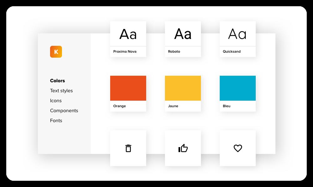 Construire un UI Kit